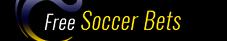 Free Soccer Bets - Absolutely free soccer betting portal