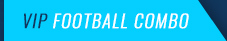 Vip Football Combo - 3 main betting sections with predictions: VIP Combo, Grand VIP Combo and VIP Soccer Bet